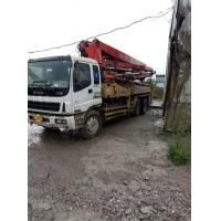 China Current Have Stock Japanese Made Cheap Price 36m 37m Used Concrete Pump Truck For Sale on sale