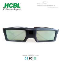 Cheap Light Weight TV 3D Active Shutter Glasses For Sign Acceptable By Bluetooth for sale