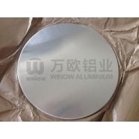 Quality 3003 3004 Aluminium Round Metal Plate Durable With Smooth Surface wholesale