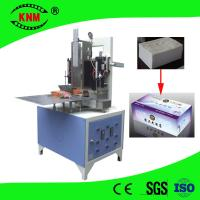 China Semi Automatic Facial Tissue Packing Machine on sale