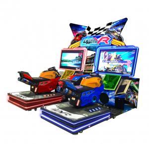 China Amusement Center MOTO Simulator VR Racing Arcade Machine on sale