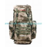 Quality Custom Huge capacity durable camping gear backpack for outdoor sports wholesale