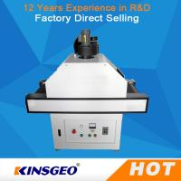 Quality 250kg Air Cooling Single UV Curing Machine , Uv Light Curing Equipment 2.2KW wholesale
