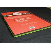 Quality Casebond Hardcover Book Printing Services PMS Color For Entertainment , printing art books wholesale