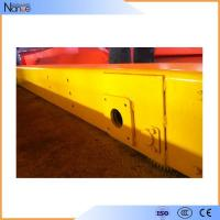 Quality Steel Crane End Carriage Independently Driven And High Strength Profile wholesale