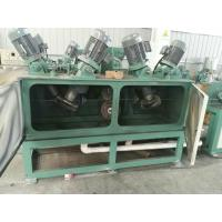 Quality 1440rpm 4KW Steel Brush Wire Descaling Machine With Ø5.5mm - Ø20mm Inlet Diameter wholesale