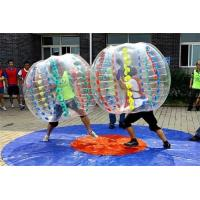 Quality Durable Inflatable Bumper Ball/Body Zorb Ball for Football Games wholesale
