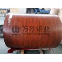 Quality Corrosion Resist Painted Aluminium Coil 1.0mm 3000 Series Grade For Roofing Sheet wholesale