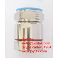 Buy cheap DIN 7/16 male connector clamp for 7/8
