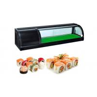 Quality Counter Top Sushi Showcases Commercial Freezer Refrigerator 4 - 8 Degree wholesale