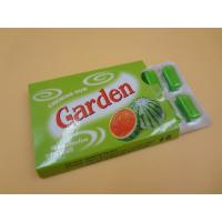 Quality Garden Long Shape Pop Bubble Gum Chewing Gum Kids Tasty OEM Available wholesale