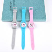 Quality Colorful Kids Water Resistant Watches With Japan Original Battery wholesale