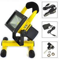 110LM/W Waterproof LED Flood Lights Outdoor High Power 50w Rechargeable LED Floodlight