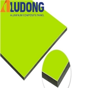 China PVDF Coating 5mm Aluminium Composite Sheet Fireproof A2 on sale