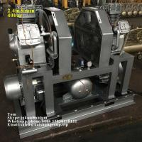 Cheap Stable performance 40bar 85cfm High pressure piston air compressor for moulding machine on sale for sale