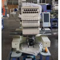Quality Automatic White Embroidery Machine Multi Needle For Pants / Work Uniforms 540 x 375mm  wholesale