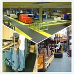 Quality 3W Industrial Heavy Duty Flooring /Interlocking PVC garage flooring tiles flooring decking wholesale
