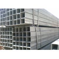 Quality Square, Rectangle Q215, Q235 oiled / black color / galvanized Welded Steel Pipes / Pipe wholesale