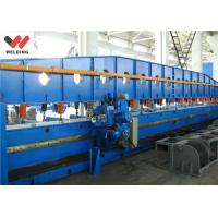Automatic Edge Milling Machine 6 - 160mm Milling / Beveling Thickness V X J Type for Steel Plate