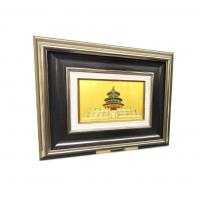 China Customised  Framed Wall Pictures For Living Room 200x300mm  Etch Technique on sale