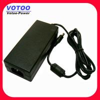 Quality RoHS DC 12V 5A 60W Desktop Switching Power Supply With EU / UK Cord wholesale