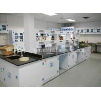 Quality Floor Mounted PP Lab Island Table wholesale