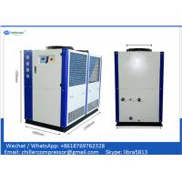 Quality Hot Sale 20hp 30hp Air Cooled Water Chiller for Plastic Extrusion Line wholesale