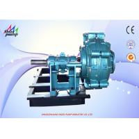Quality High Chrome Solid End Suction Water Pump For Minerals Flotation Processing SZ wholesale