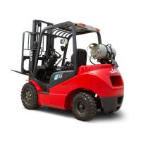 Gas Powered LPG Forklift Trucks 3500KGS Load Capacity 3m - 6m Lift Height