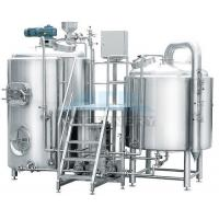 Quality 10 Bbl Brewhouse 1000L Beer Brew Kettle with Fermenter wholesale