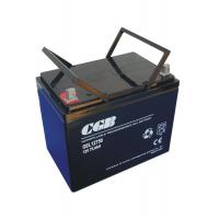 Quality Recycle Maintenance Free Solar System Battery GEL Tech Batteries 25.85 KG wholesale