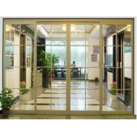 Heavy Duty Bypass Sliding Door Interior Partition Sliding Door With