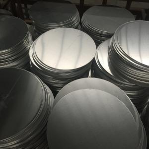 Cheap Anodized Aluminum Blank Metal Disc , Aluminium Circles For Utensils for sale
