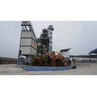 Quality 160KW Draught Fan QLB-3000 Model Asphalt Hot Mix Plant With Bag Dust Filtering wholesale