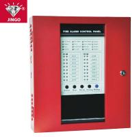 Buy cheap Conventional fire alarm 24V 2 wire systems controll panel 16 zones product