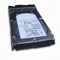 China Hot-plug 3.5-inch SAS Hard Drive from IBM 43X0802/FRU43X0805, with 15,000rpm Speed/300GB Capacity on sale