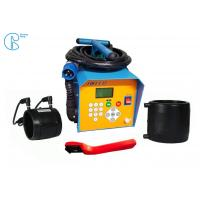 China IWELD HDPE Plastic Pipe Fittting Electrofusion Welding Machine One Year Warranty on sale