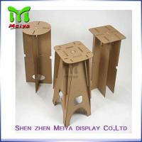 Full Color Printing Recycled Cardboard Furniture
