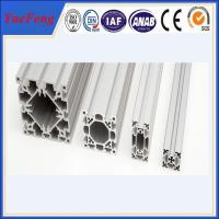 Quality Hot! aluminium profile according to drawings manufacturer in china wholesale