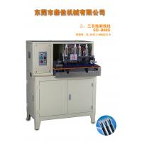 Buy cheap High Speed Two Core And Three Cord Wire Cutting and Stripping Machine product