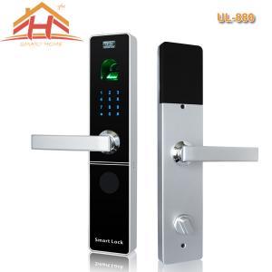 Quality Smart Home System Keyless Biometric Fingerprint Door Lock wholesale