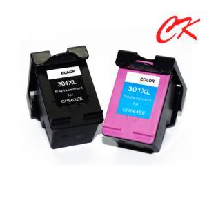 China 301XL INK cartridge  compatible for HP Deskjet 1000 1050 2000 2050 J410a J510a on sale