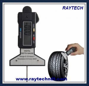 China Digital Tire Tread Depth Gauge, Digital Depth Gauge, Ultrasonic Flaw Detector on sale