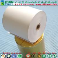 China Cash Register Paper office paper manufacturers in china Thermal Paper roll on sale