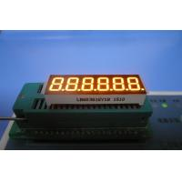 Cheap 7 Segment LED Display 0.36 inch Ultra Bright Amber for Electronic Scales for sale