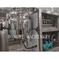 Quality High Shear Planetary Motion Mixer / Vertical Ointment Mixing Machine wholesale