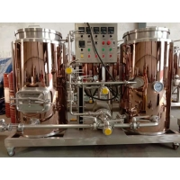 China Homebrew 100l 200l 300l Stainless Steel 304 316L Homebrew Micro Brewery Used For Sale Mini Beer Pub on sale