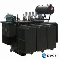 High Efficiency Oil Immersed Type Transformer 11kV - 2500kVA DYN11 Safety