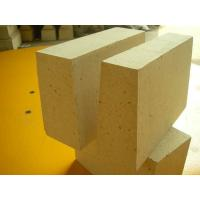 Quality Refractory High Alumina Bricks , Heat Resistant Bricks For Pizza Oven wholesale