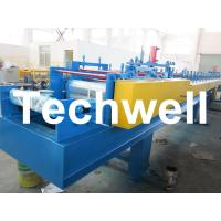 Quality Top Hat Channel / Furring Channel Roof Panel Roll Forming Machine wholesale